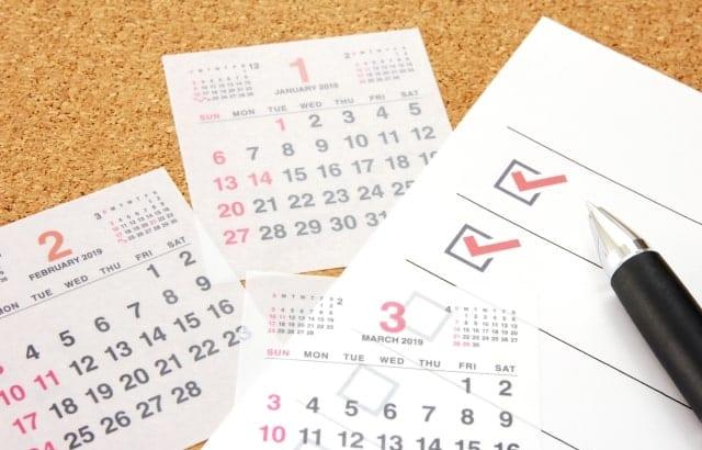 外壁塗装工事にかかる期間は?作業スケジュールと日数を解説