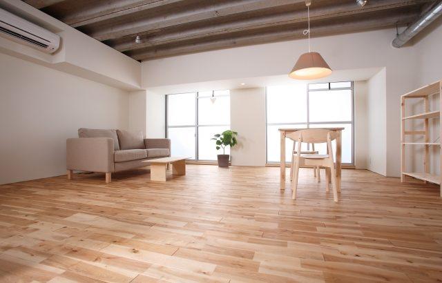 床の張り替え・交換リフォームにかかる費用相場を工法・床材ごとに解説