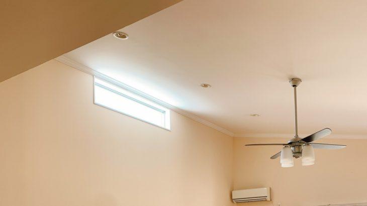 高窓(ハイサイドライト)とは効率的な採光と換気ができる窓!メリットやデメリットも解説